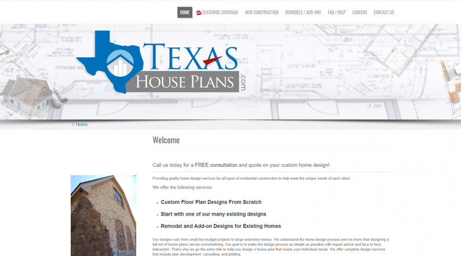 Texashouseplans (USA)